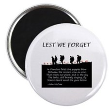WWI Remembrance Magnet