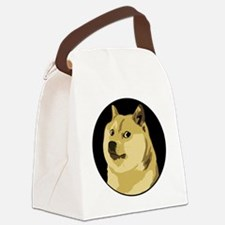 Cute Meme Canvas Lunch Bag
