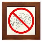 The No Brain Framed Tile