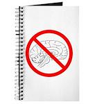 The No Brain Journal