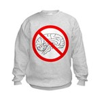 The No Brain Kids Sweatshirt