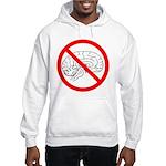 The No Brain Hooded Sweatshirt