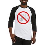 The No Brain Baseball Jersey