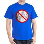 The No Brain Dark T-Shirt