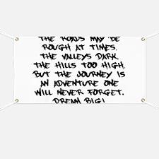 Adventurous Journey Banner