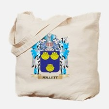 Mallett Coat of Arms - Family Crest Tote Bag