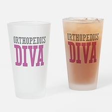Orthopedics DIVA Drinking Glass