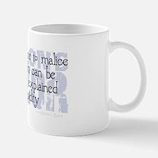 Hanlon's Razor Mug
