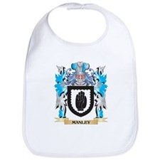 Manley Coat of Arms - Family Crest Bib
