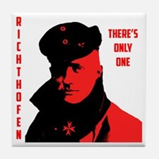 Richthofen Tile Coaster