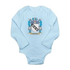 Manson Coat of Arms - Family Crest Body Suit