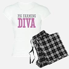 Pig Farming DIVA Pajamas