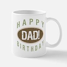 Happy Birthday Dad! Mug