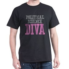 Political Science DIVA T-Shirt