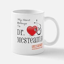 DR. McSTEAMY Mugs