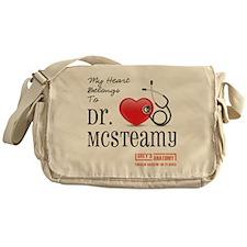 DR. McSTEAMY Messenger Bag