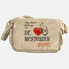 DR. McSTEAMY Messenger Bag