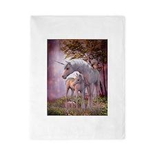 Enchanted Unicorns Twin Duvet