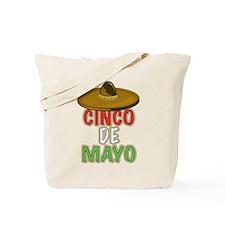 Mexico Cinco De Mayo Tote Bag