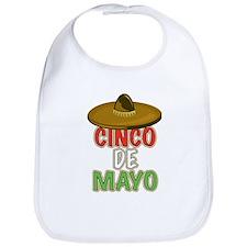 Mexico Cinco De Mayo Bib