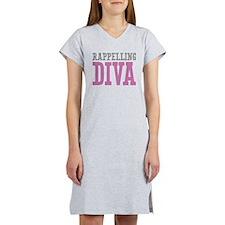 Rappelling DIVA Women's Nightshirt