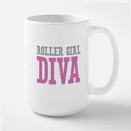 Roller Girl DIVA Mugs