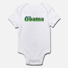 O'bama Infant Bodysuit