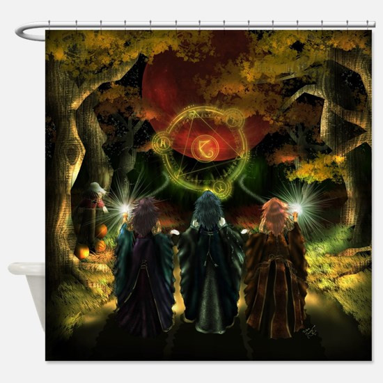 The C r a f t Shower Curtain