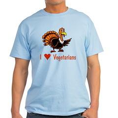 Vegetarian Thanksgiving T-Shirt