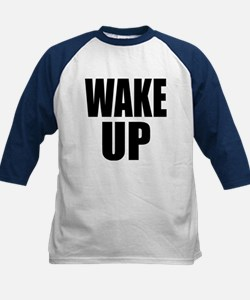 WAKE UP Message Tee