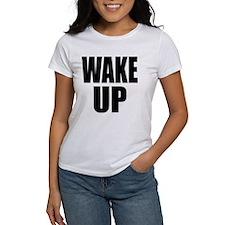 WAKE UP Message Tee
