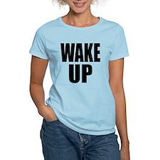 WAKE UP Message T-Shirt