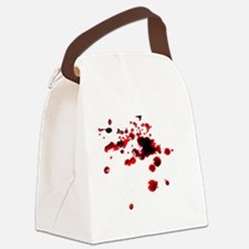 Blood 2 Canvas Lunch Bag