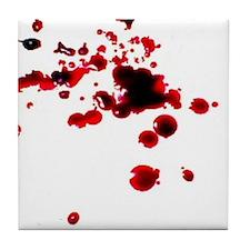 Blood 2 Tile Coaster