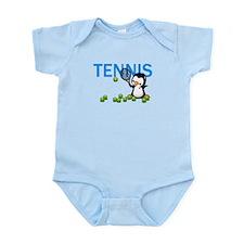 Tennis Penguin (3) Body Suit
