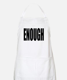 ENOUGH BBQ Apron