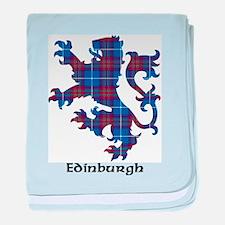 Lion - Edinburgh dist. baby blanket
