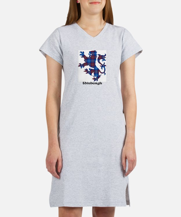 Lion - Edinburgh dist. Women's Nightshirt