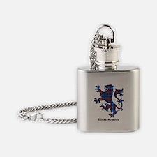 Lion - Edinburgh dist. Flask Necklace
