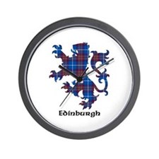 Lion - Edinburgh dist. Wall Clock