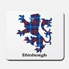 Lion - Edinburgh dist. Mousepad