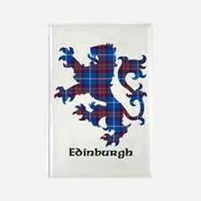 Lion - Edinburgh dist. Rectangle Magnet