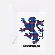 Lion - Edinburgh dist. Greeting Card