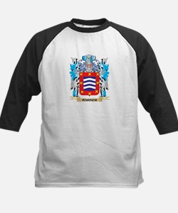 Mariner Coat of Arms - Family Cres Baseball Jersey
