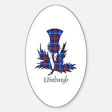 Thistle - Edinburgh dist. Decal
