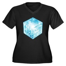 Tesseract Plus Size T-Shirt