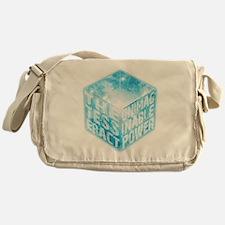 Tesseract Messenger Bag