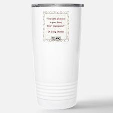GREATNESS Travel Mug