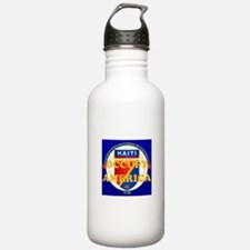 Slogan Stainless Water Bottle 1.0l