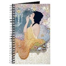 Art Deco Vanity Lady Journal